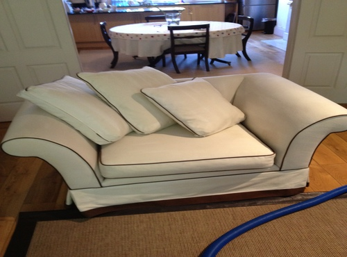 Sofa Clean London- Cleaning Suede Sofas